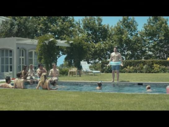 Volkswagen Film Ad - A Bit Too Risky - Pool