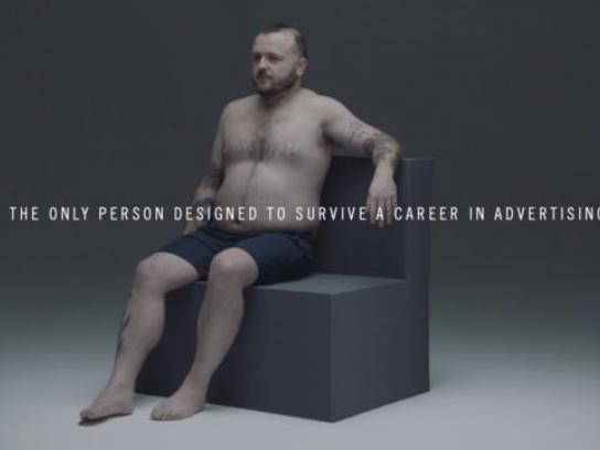 MADC Film Ad - Meet Grant: The Only Person Designed to Survive Advertising