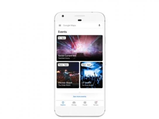 Google Digital Ad - Introducing Google Maps