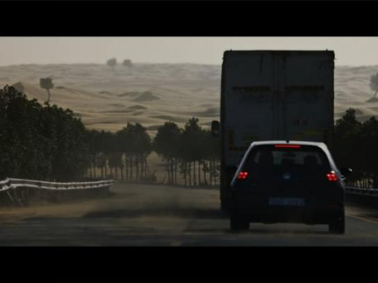 Volkswagen Film Ad - Open Road