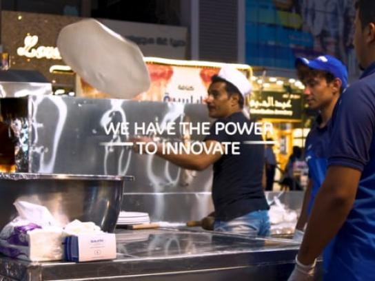 General Electric Film Ad - Our Power Is Our People