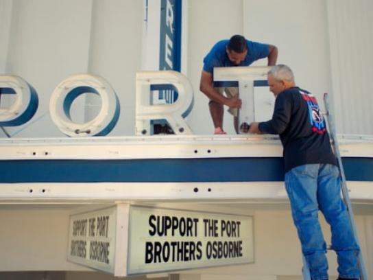 RAM Film Ad - Support The Port - Hurricane Michael