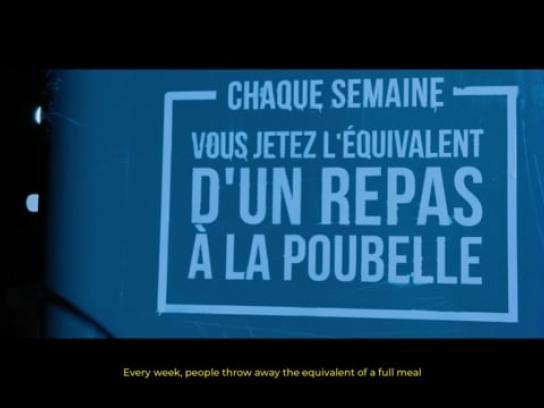 Ushuaïa Film Ad - Mon Assiette, ma planète