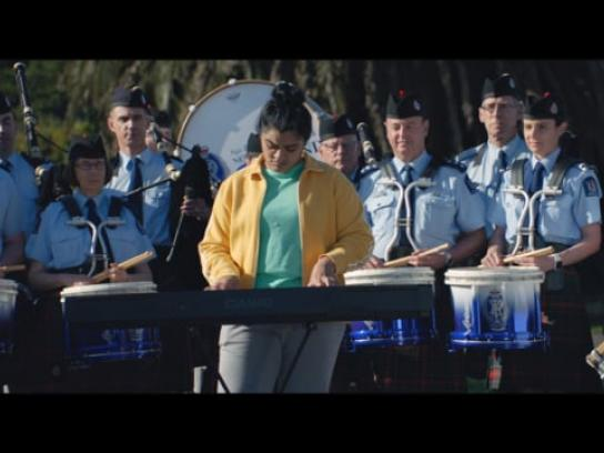 New Zealand Police Film Ad - Breaking News