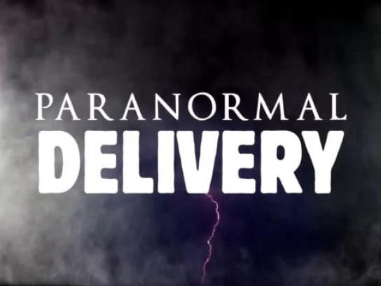 Burger King Content Ad - Paranormal Delivery