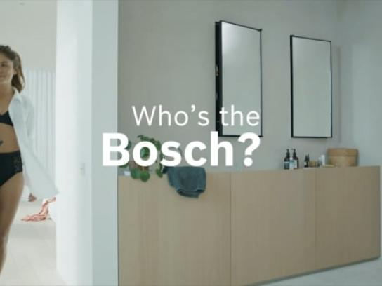 Bosch Film Ad - Who's the Bosch