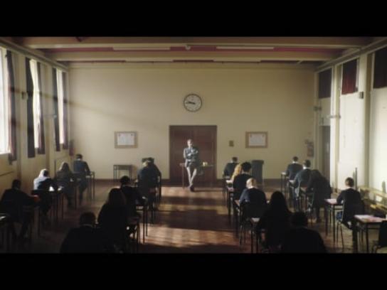 St. Vincent de Paul Film Ad - Almost Didn't Make It – Final Exams