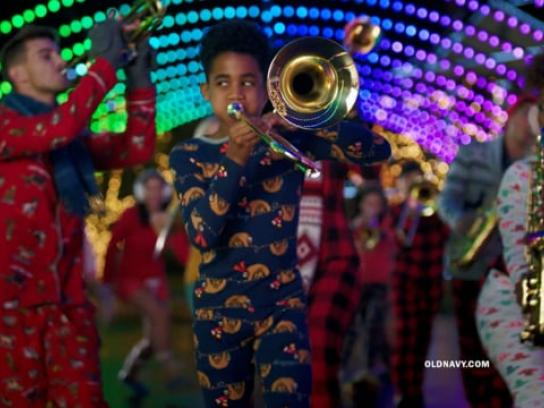 Old Navy Film Ad - Jingle Jammies