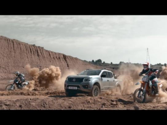 Nissan Film Ad - Nissan Navara – Take it on N-Guard Style