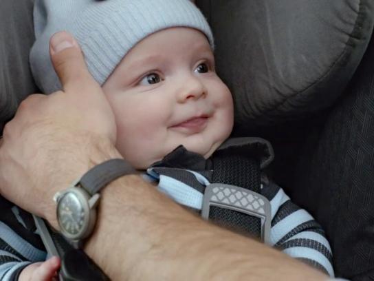 Volkswagen Film Ad -  Baby