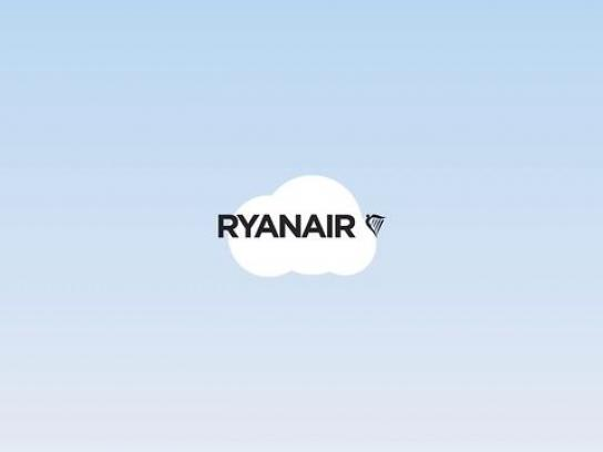 Ryanair Ambient Ad -  With prices this cheap, shut the f*ck up