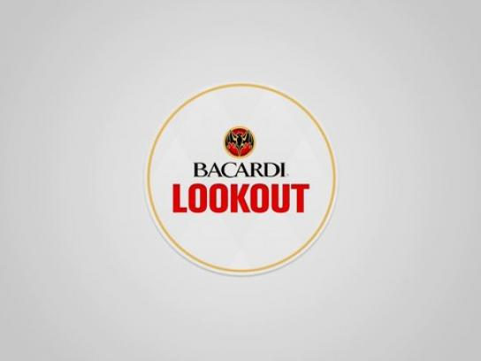 Bacardi Direct Ad -  Lookout