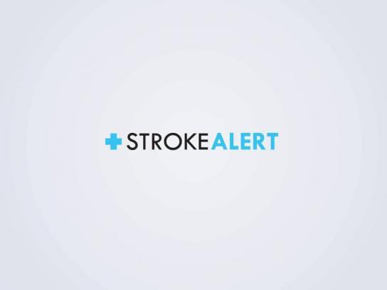 Apple Digital Ad -  Stroke alert