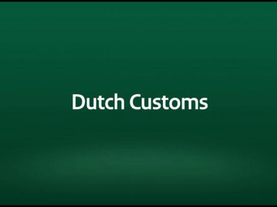 Dutch Customs Digital Ad -  Retargeting street vendors
