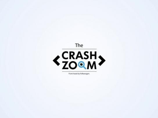 Volkswagen Digital Ad -  The Crash Zoom