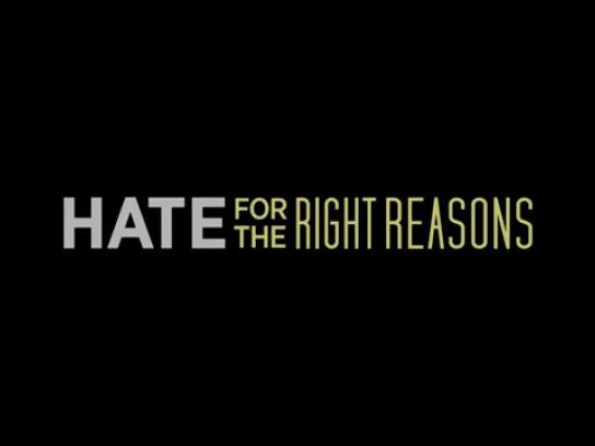 Future Lions Digital Ad -  Hate for the Right Reasons