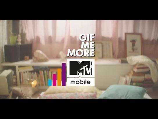 MTV Digital Ad -  Gif me more life