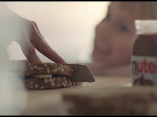 Nutella Film Ad -  Breakfast Loves Nutella