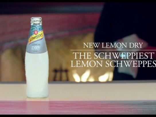 Schweppes Film Ad -  Girl
