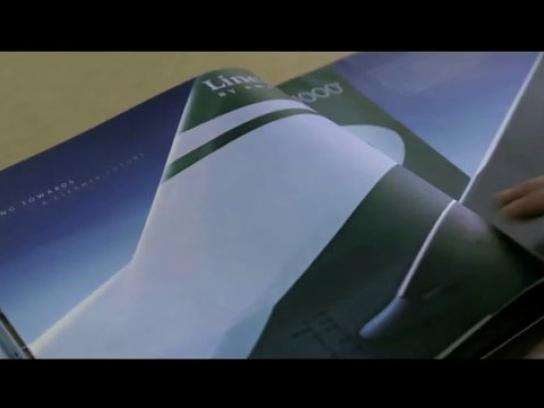 Embraer Direct Ad -  Flying Book