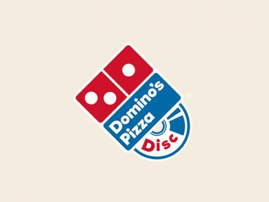 Domino's Pizza Direct Ad -  Dominos' Pizza Disc
