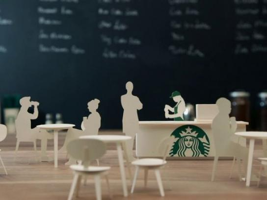 Starbucks Film Ad -  Perfection