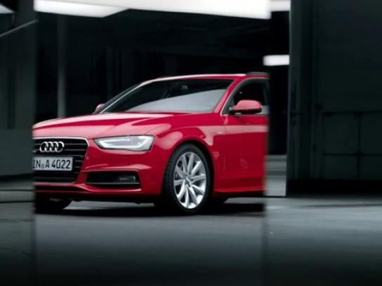 Audi Film Ad -  Mirrors