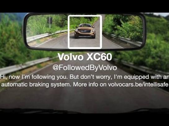 Volvo Digital Ad -  Don't panic