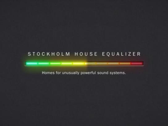 Pause Digital Ad -  Stockholm House Equalizer