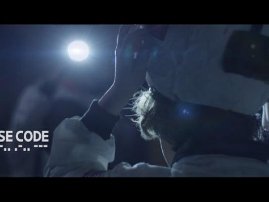 Maglite Film Ad -  Morse code