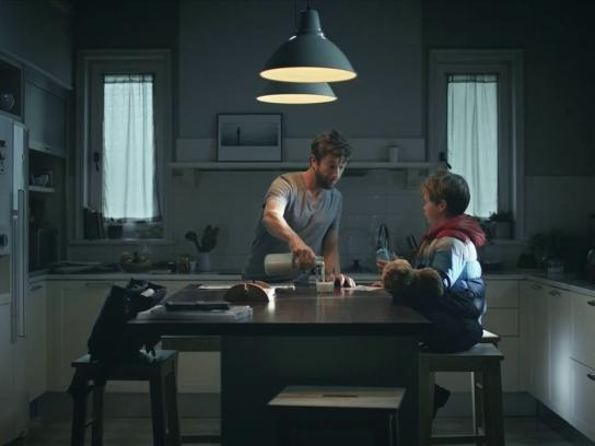 Volkswagen Film Ad -  Inspires great stories