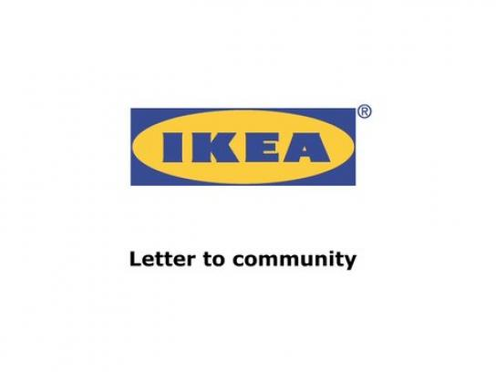 IKEA Direct Ad -  Public DM