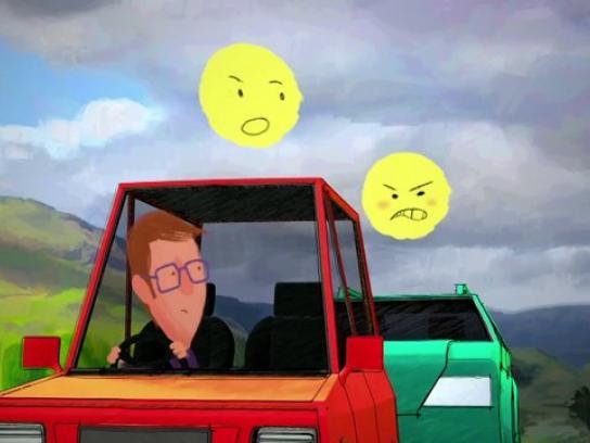 New Zealand Transportation Agency Film Ad -  Emoticons