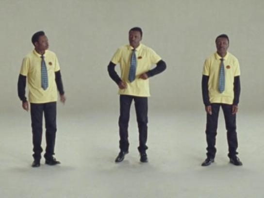 Southern Comfort Film Ad -  Dance