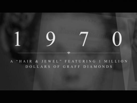 Graff Film Ad -  Luxury Hair Jewel