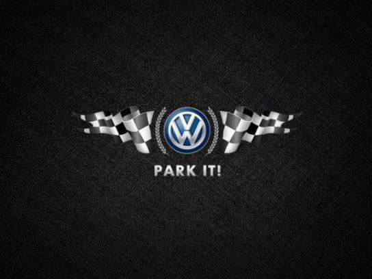 Volkswagen Digital Ad -  Park it!