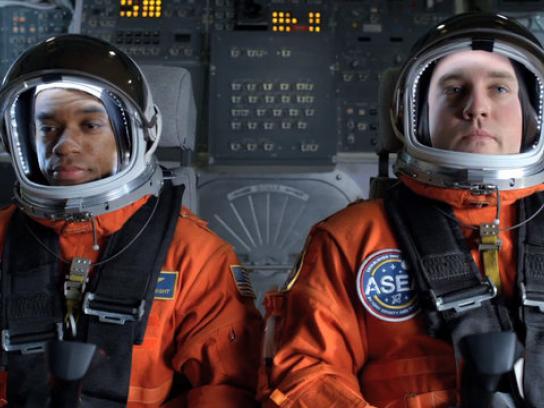 FirstBank Film Ad -  Astronaut Florist Wannabe