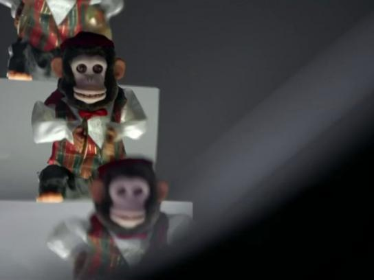 Cadillac Film Ad -  Monkey Do