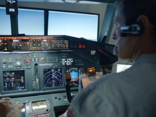 Google Film Ad -  Laurent Aigon, Another way to fly