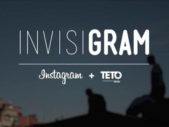 TETO Digital Ad -  Invisigram
