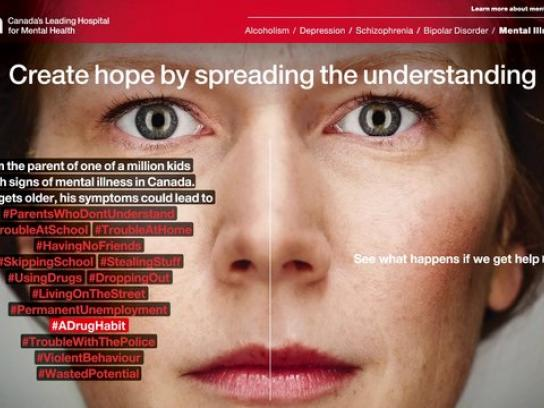 CAMH Ambient Ad -  Understanding