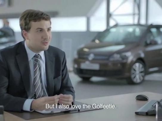 Volkswagen Film Ad -  Tourolf