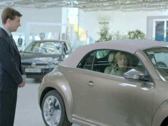 Volkswagen Film Ad -  Finger