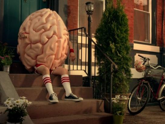 National Geographic Film Ad -  Entertain your brain