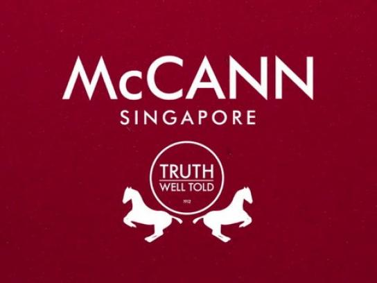 McCann Film Ad -  2014 predictions straight from the horse's mouth