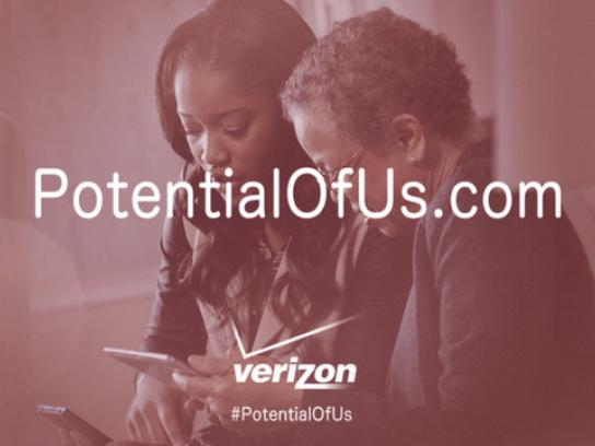 Verizon Digital Ad -  The potential of us