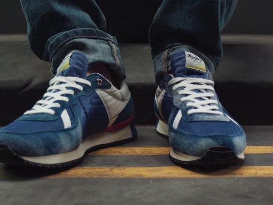 Pepe Jeans Film Ad -  London Walk