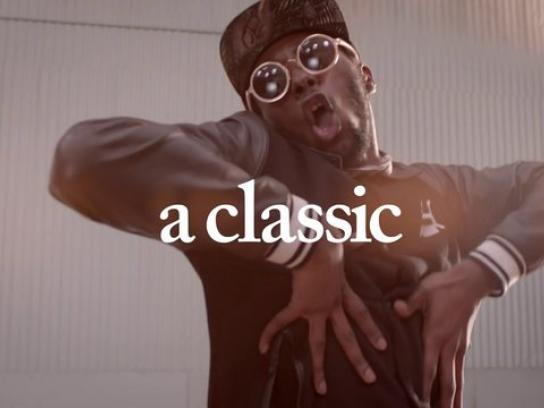 Puma Digital Ad -  Puma Dance Dictionary - A Classic