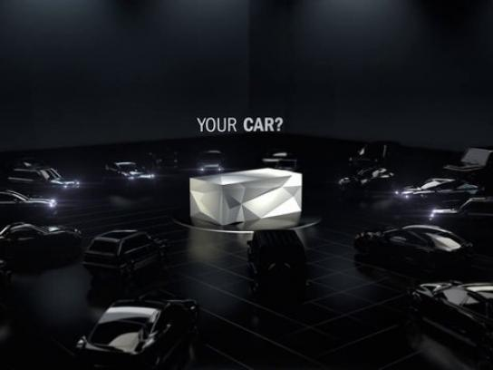 Porsche Digital Ad -  Blind Trade