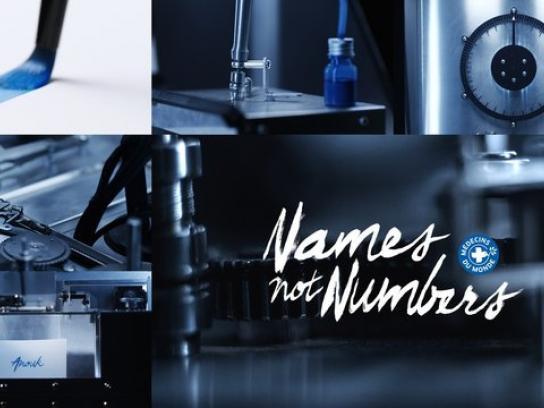 Médecins du Monde Digital Ad -  Names not Numbers